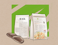 Sustainable Packaging Concepts. Re-Use principle