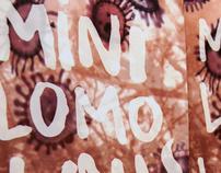 Mini Lomo Walls poster