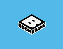 Boomerang Global Rebrand
