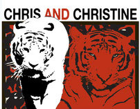 Poster for Chris and Christine