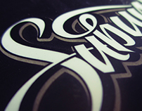 Suburbia Logo + Ep Design