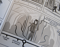 Divine Convention, 24 page Comic