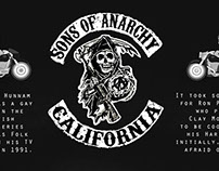Sons of Anarchy Infographic by Made Lissidini