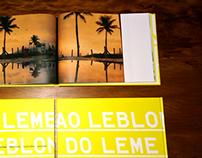 BOOK - Calçadão Leme ao Leblon