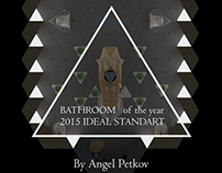 GEOMETRIC Project  for Bathroom of the year 2015