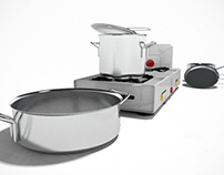 Newly proposed Home Cooking System