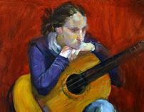 Academic paintings