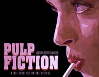 Pulp Fiction Album Cover