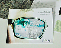 GeoEye  Brochure/Poster