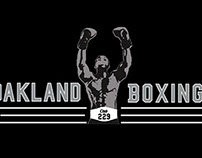Oakland Boxing Logo