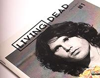Magazine Design - Living Dead