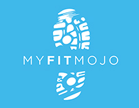 Logo Design for My Fit Mojo fitness company