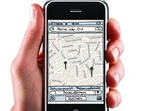 Wireframes - iPhone App