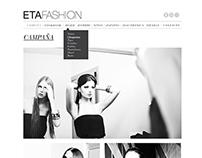 Etafashion | Re-Branding