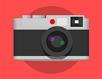 Leica M9.