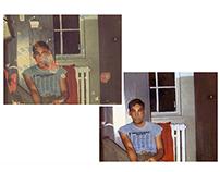 Restoration of photographs damaged in hurricane Sandy
