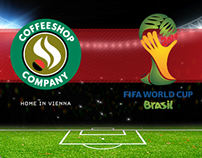 World Cup 2014 | Coffeeshop Company