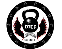 DTCF Crossfit Logo Design