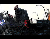 Animated Amazing Spider-Man 2 Tribute