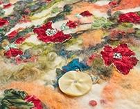 Annamaria Mays Vermeer - a textile artist
