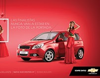 Chevrolet Aveo | Lunch Campaign