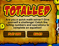 Magnolia Math Game