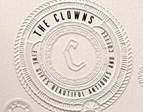 The Clowns - Identity Design