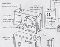 Sketch: GoPro Study