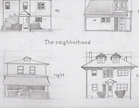 Sketch: The neighborhood