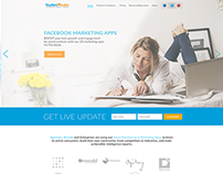 YouNet Media company demosite ( 3 options )