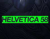 Helvetica 58