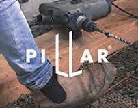 Pillar Construction - Identity Design