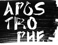 Branding Apostrophe