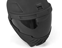 Military Helmet Concept