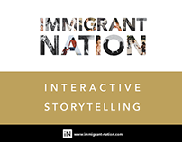 iNation / Immigrant Nation Slideshow