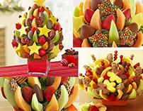 Christmas Holiday Fruit Bouquets| Ingallina's Box Lunch