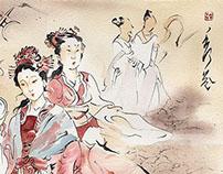 Duan Xiu Cang Master Study