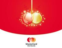 Christmas MasterCard