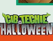 Techie Halloween
