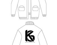 Kross Generation Bomber Jacket Illustration