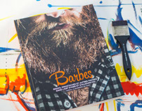 Barbes (Beards rock) - Coffee table book