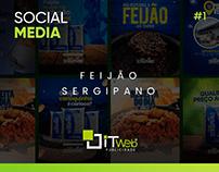 Social Media | Feijão Sergipano #1