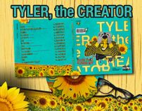 Tyler, The Creator - Scum Fuck Flower Boy (Tribute Art)