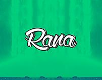 Rana - Personal Logo.