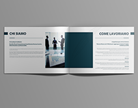 Brochure design project (law firm)