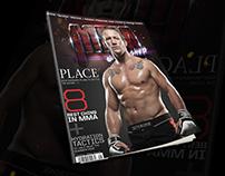 3D Logo Redesign | MMA Magazine