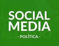 Social Media - Política