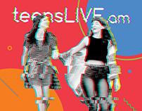TeensLive.am | Awareness Campaign
