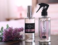 Via Aroma - Projeto de Embalagens Home Sprays