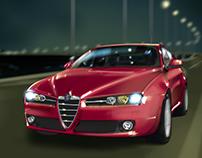 Alfa Romeo ADV/Billboard
